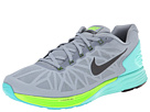 Nike LunarGlide 6 (Magnet Grey/Electric Green/Hyper Turquoise/Black)