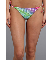 CA by Vitamin A Swimwear - Alexa Reversible String Bottom