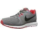Nike Zoom Winflo (Cool Grey/University Red/White/Black)