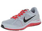 Nike Dual Fusion Run 3 (Light Magnet Grey/Metallic Silver/Gym Red/Black)