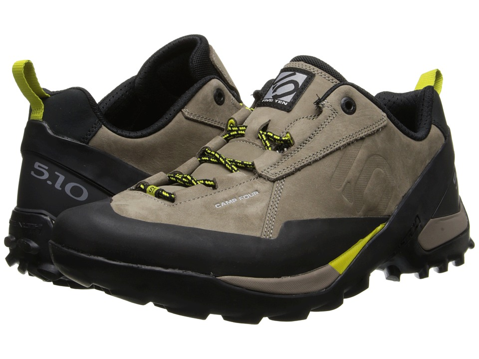 Five Ten Camp Four Brown/Yellow Mens Shoes