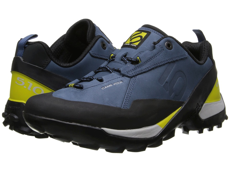 Five Ten Camp Four Marine/Citron Mens Shoes