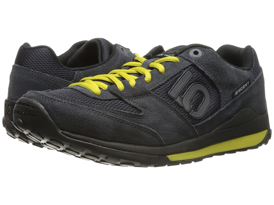 Five Ten Aescent Dark Grey/Citron Mens Shoes