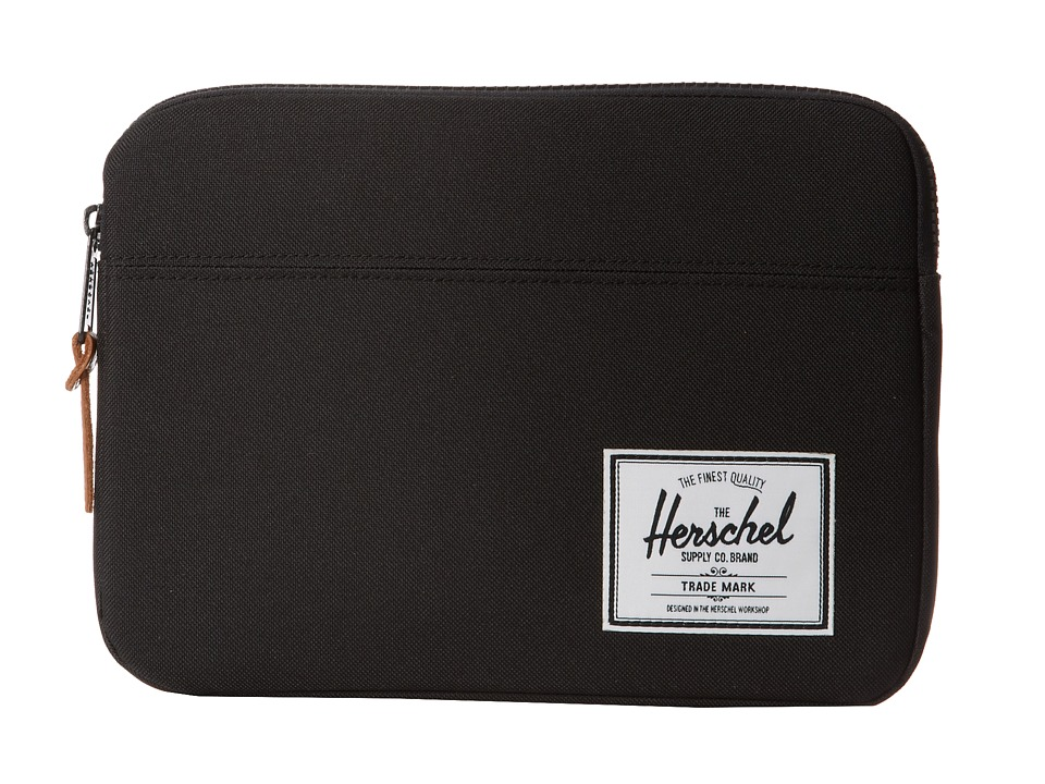 Herschel Supply Co. - Anchor Sleeve Ipad Air (Black) Computer Bags