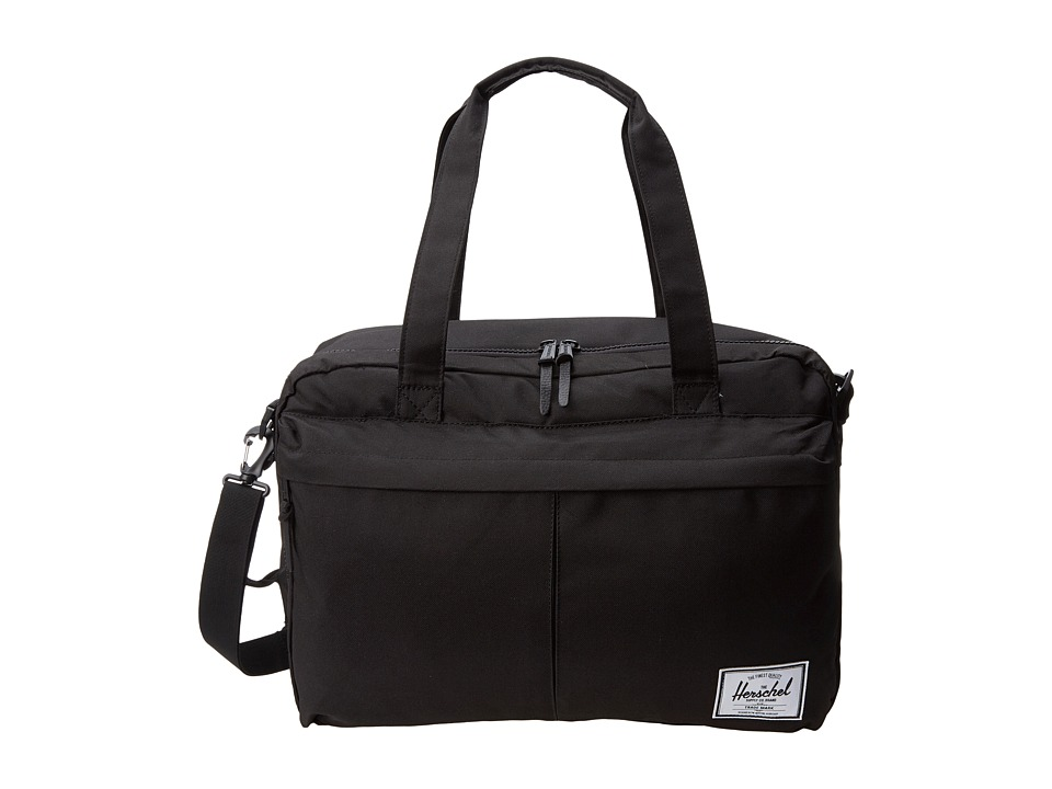 Herschel Supply Co. - Bowen (Black) Duffel Bags