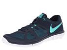 Nike Flex 2014 Run (Obsidian/Midnight Navy/White/Hyper Jade)