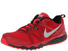 Nike Dual Fusion Trail (Gym Red/Action Red/Black/Metallic Silver)