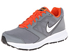 Nike Downshifter 6 (Cool Grey/Team Orange/White/Metallic Platinum)