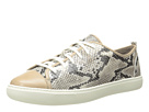 Cole Haan - Hendrix Lace Sneaker (Maple Sugar Snake Print)