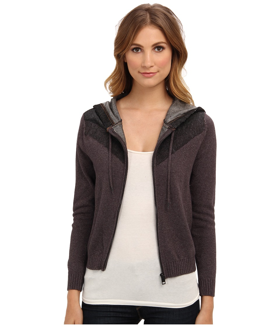 Diesel M-Tanatos Sweater (Black) Women's Sweater