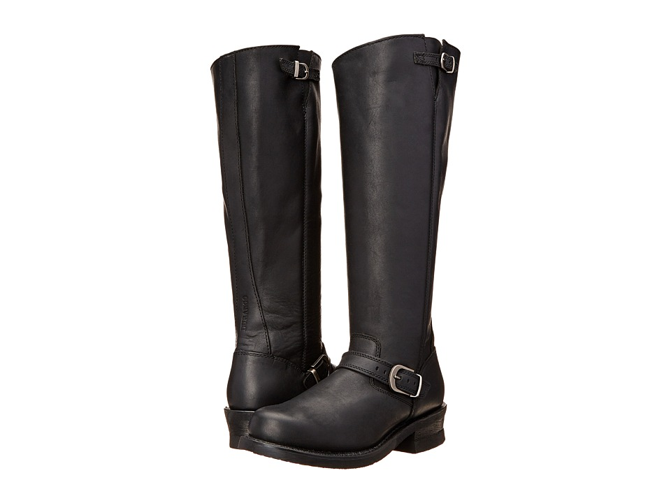 Durango Soho 16 Engineer (Black) Cowboy Boots