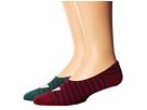 Macbeth Stripes PED Socks 4-Pack