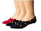 Macbeth Micro Pennant PED Socks 3-Pack