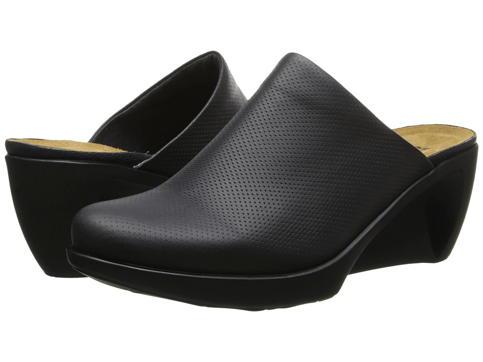 Naot Footwear Evening (Onyx Leather) Women