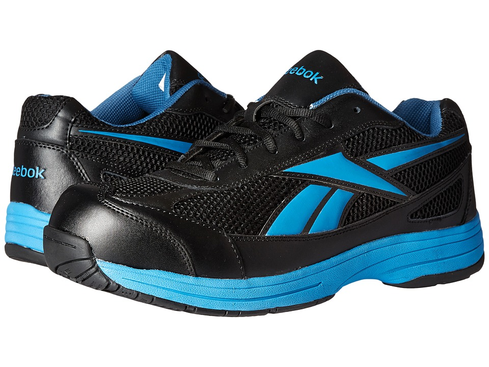 Reebok Work - Ketee (Black/Blue) Mens Work Boots
