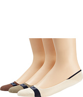 Sperry Top-Sider - Signature Invisible Liner 3-Pair Pack