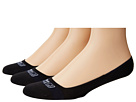 Sperry Top-Sider - Signature Solid 3 Pack (Black)