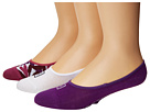 Sperry Top-Sider - Daisy 3 Pack (Rose Violet)