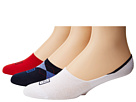 Sperry Top-Sider - Argyle 3 Pack (Navy) - Footwear