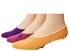 Sperry Top-Sider - Whale 3 Pack (Rose Violet) - Footwear