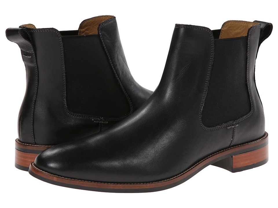 Cole Haan Lenox Hill Chelsea (Black Waterproof) Men