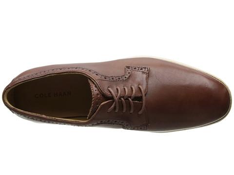 Cole Haan Plain Toe Oxford Cole Haan Lunargrand Plain Toe