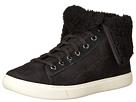 Cole Haan Raven Hightop Sneaker (Black Shearling)