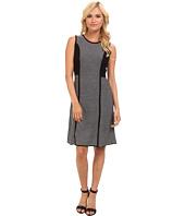 Calvin Klein - Aline Textured Knit Dress