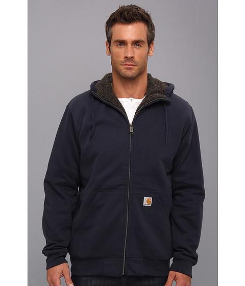 Carhartt Brushed Fleece Sweatshirt Sherpa Lined