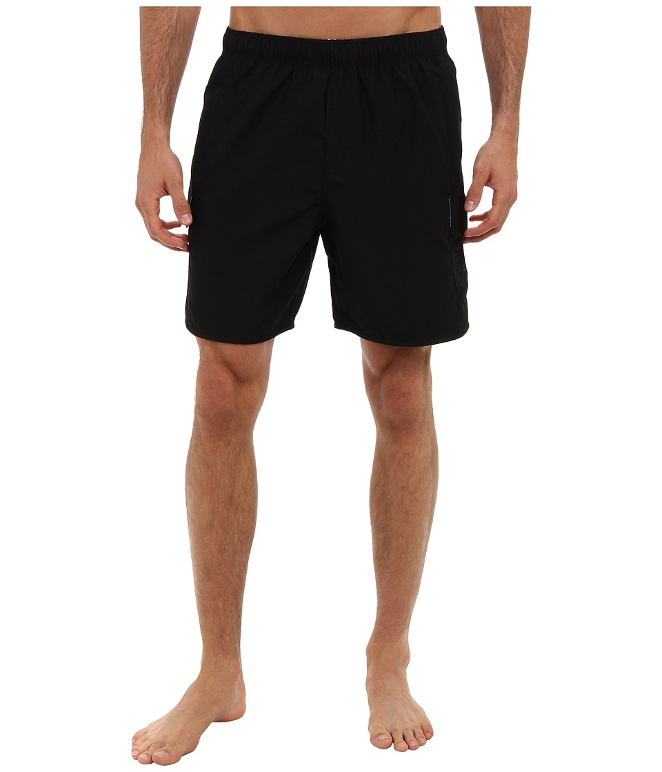 Quiksilver Waterman Balance Hybrid Shorts Black Mens Swimwear