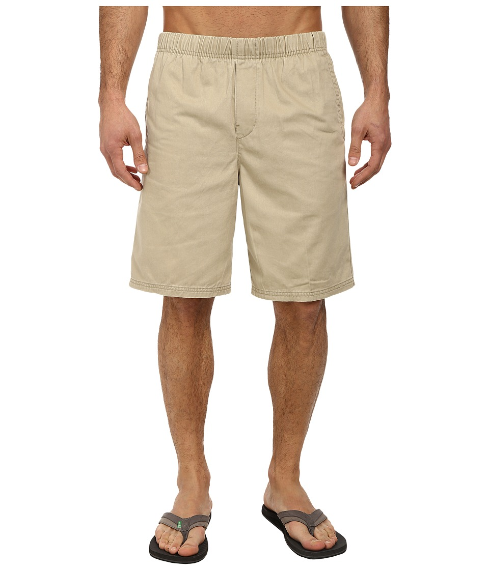 Quiksilver Waterman - Cabo 5 Walkshort (Pebble) Mens Shorts