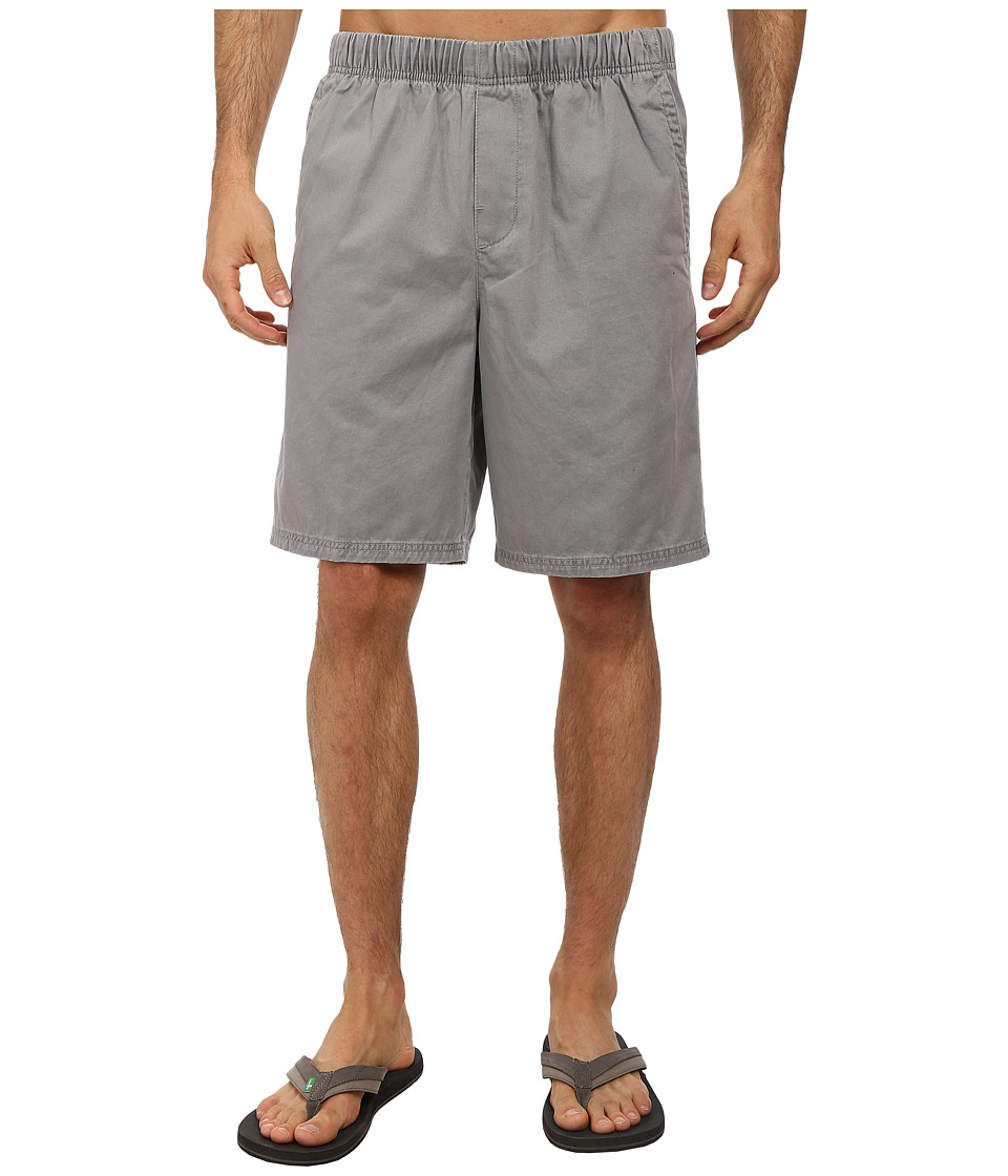 Quiksilver Waterman Cabo 5 Walkshort Grey Mens Shorts