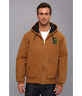 Carhartt - Michigan St QFL Sandstone Active Jacket