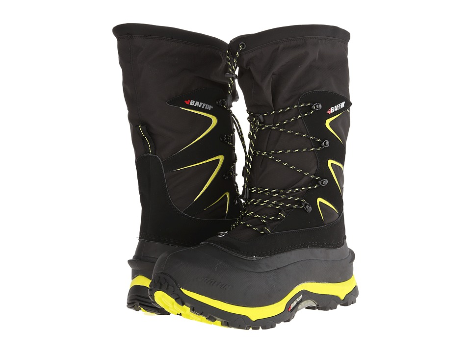 Baffin Kootenay (Black/Floro Green) Men