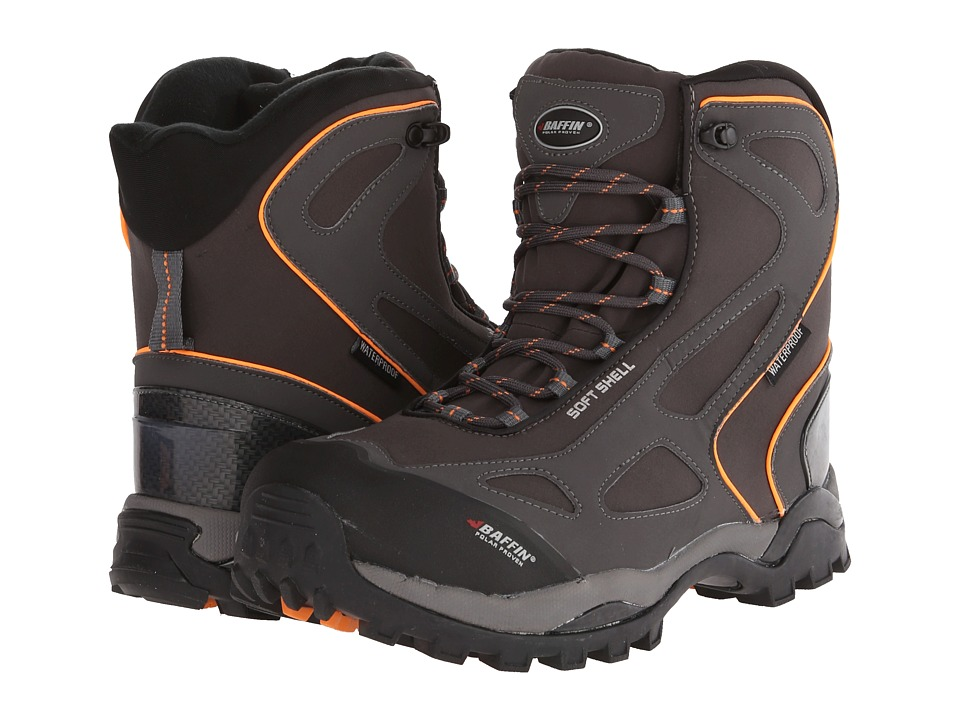 Baffin Snotrek (Charcoal/Orange) Men