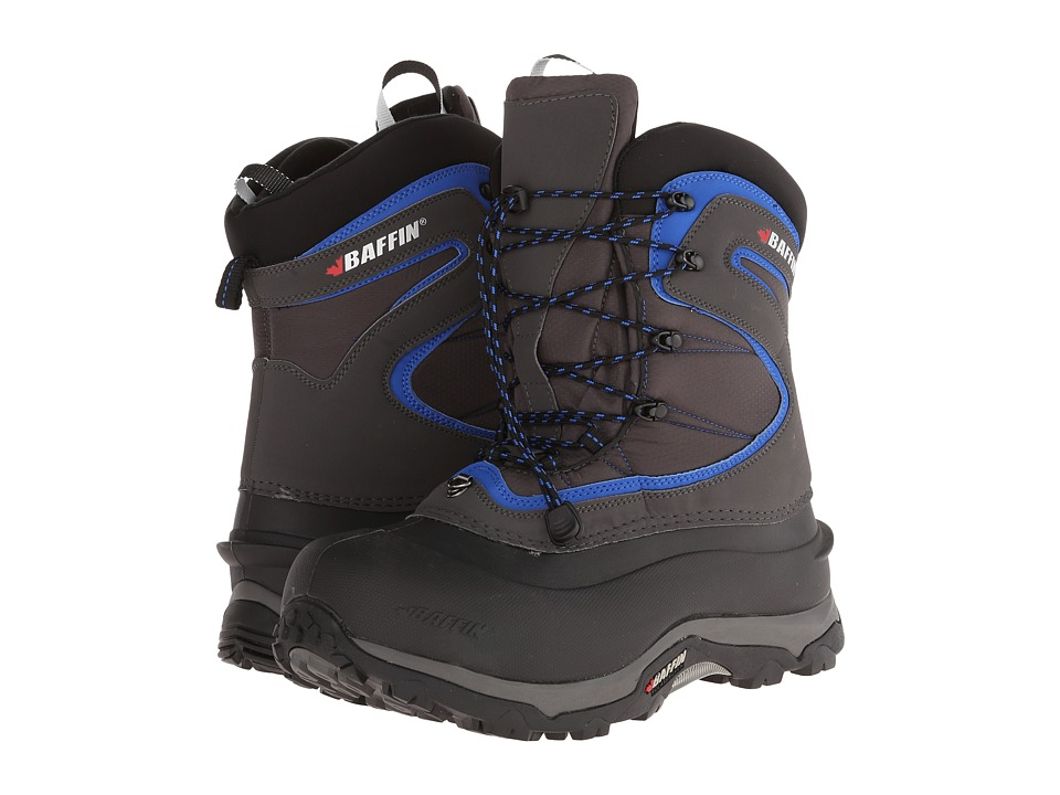 Baffin Revelstoke (Charcoal/Blue) Men