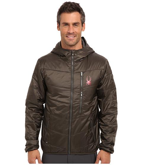 Spyder Mandate Hoodie Sweater Weight Insulator Jacket - 6pm.com