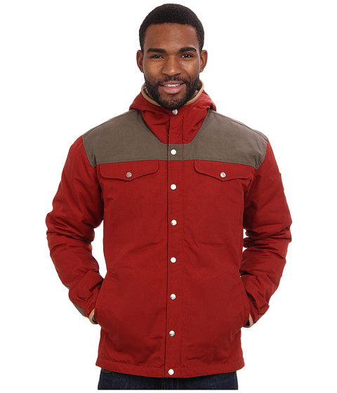 fjallraven greenland no 1 down jacket shipped free at zappos. Black Bedroom Furniture Sets. Home Design Ideas
