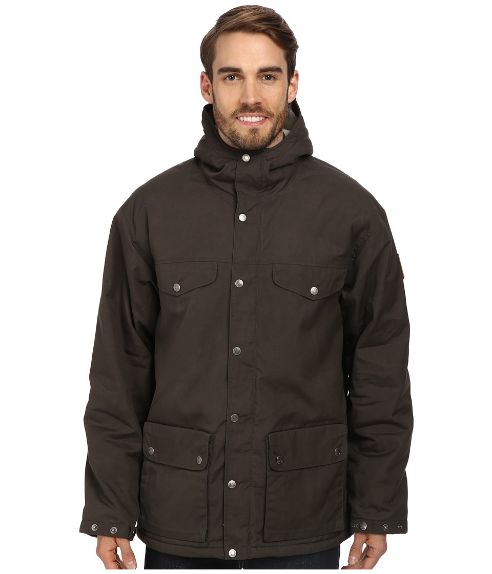 Fjallraven Greenland Winter Jacket (Mountain Grey) Men