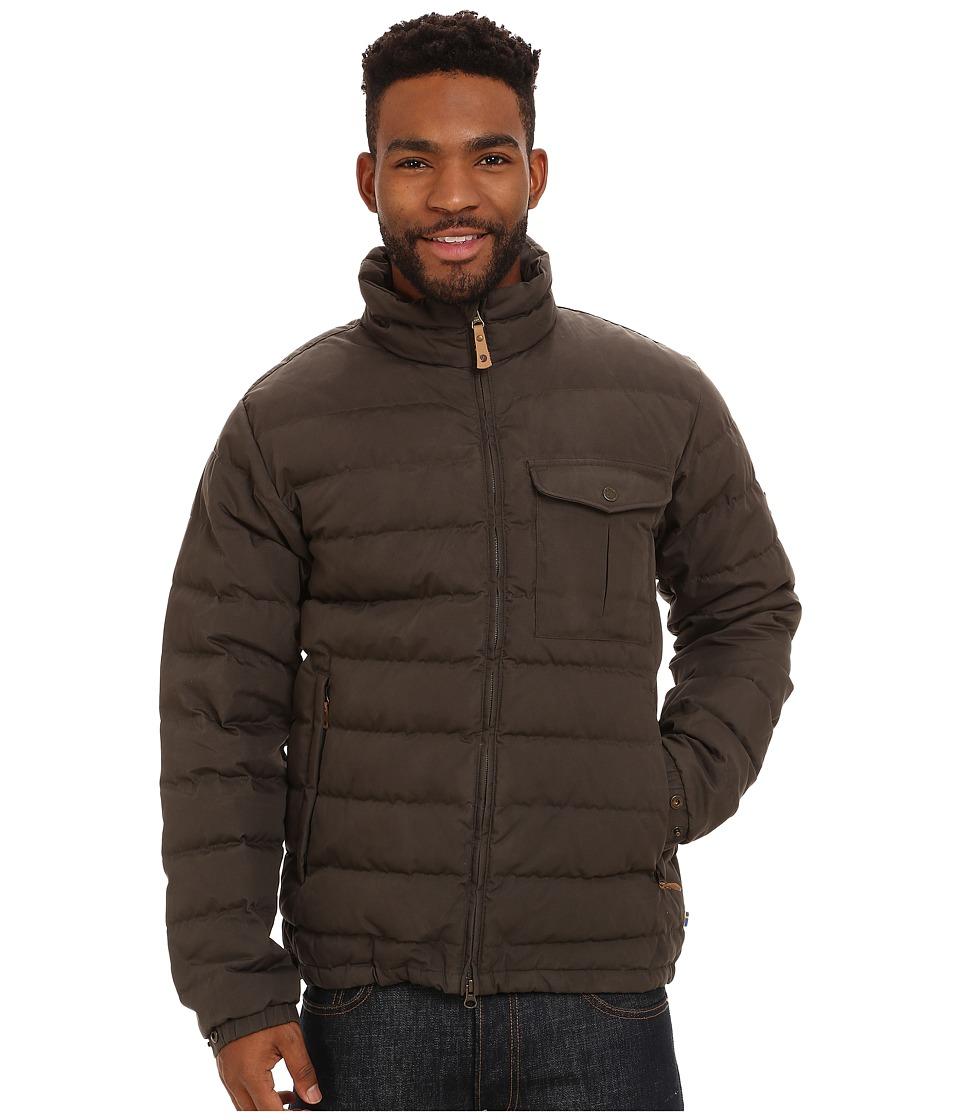 Fjallraven - Ovik Lite Jacket (Mountain Grey) Mens Coat