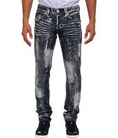 Philipp Plein - Paint Splatter Straight Cut Jean