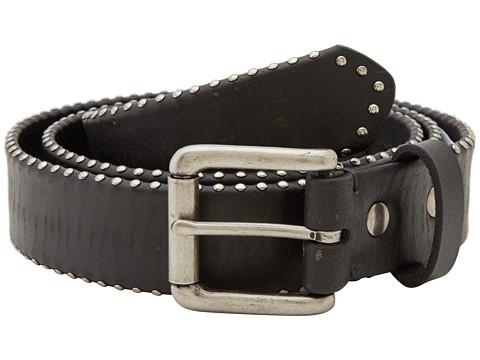 Bill Adler 1981 Leather Belt