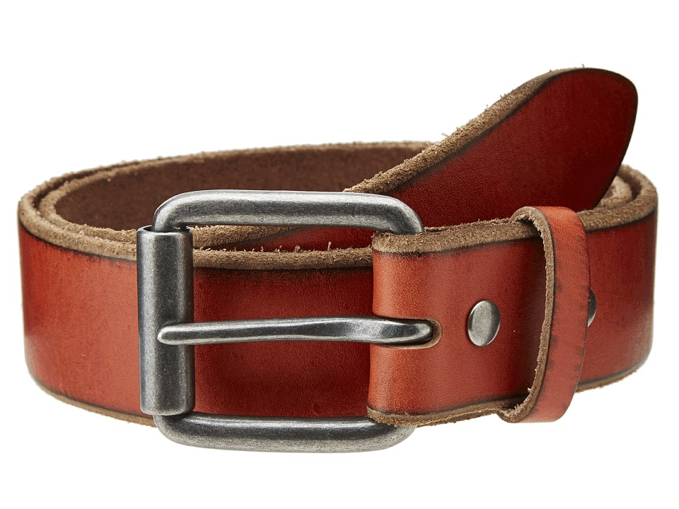 Image of Bill Adler 1981 - Jelly Bean Belt (Orange) Belts