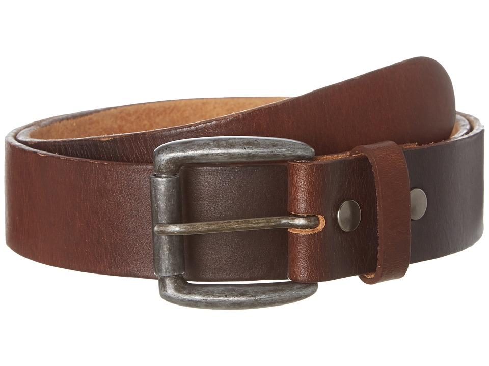 Bill Adler 1981 Dress Up Brown Mens Belts