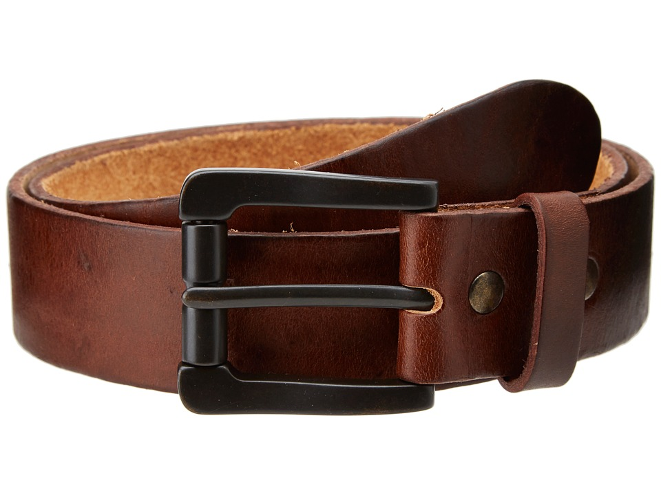 Bill Adler 1981 Classic Vintage Brown Mens Belts