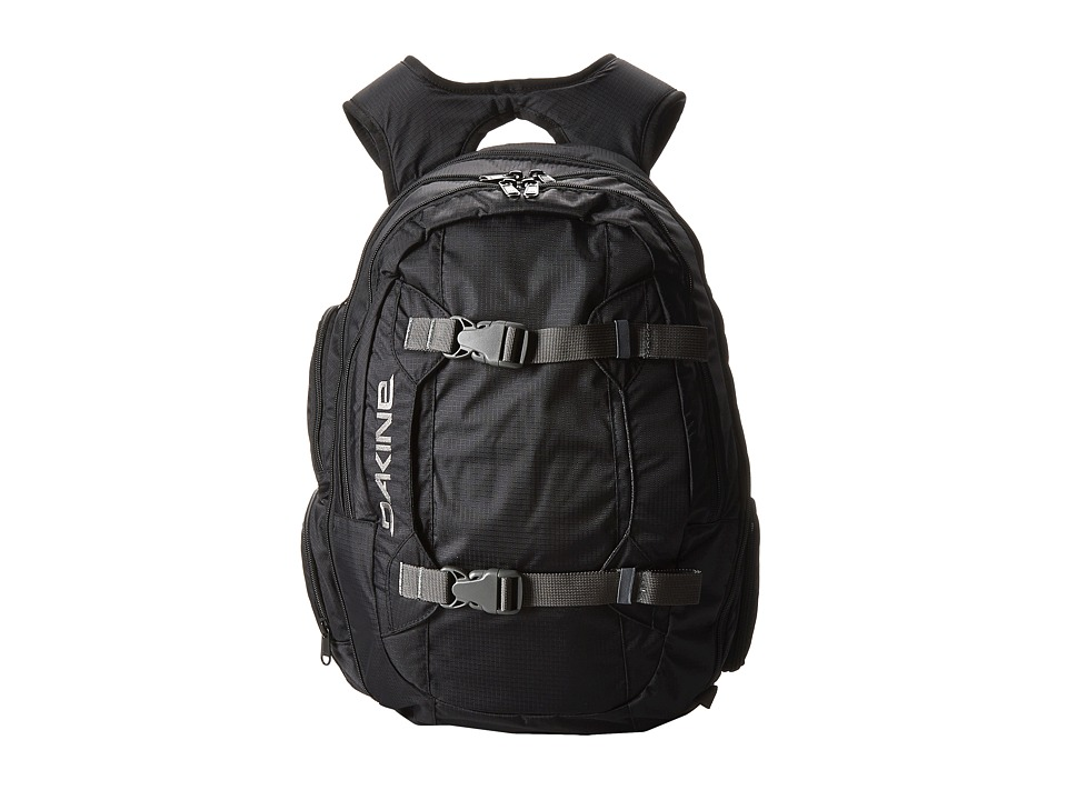 Dakine - Mission Photo 25L Backpack (Black) Backpack Bags