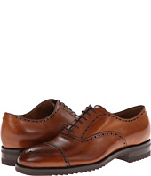 Gravati - 6 Eyelet Antique Calf Cap Toe Oxford
