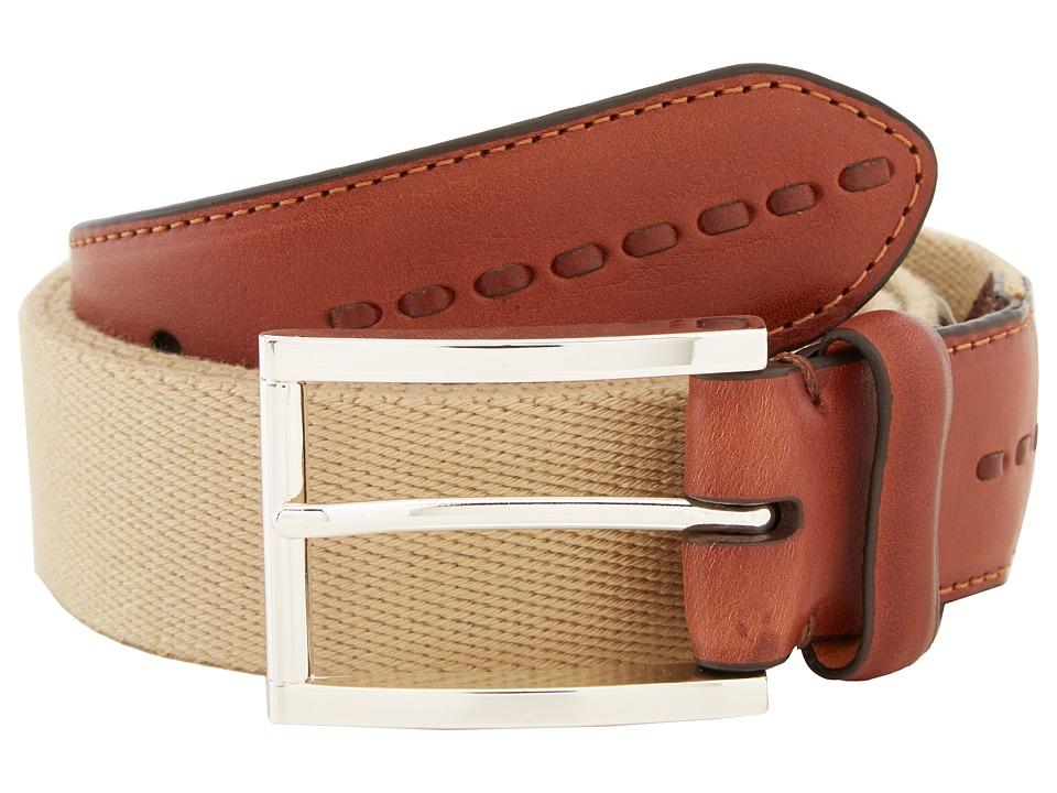 Trafalgar - Freemont (Khaki) Men's Belts