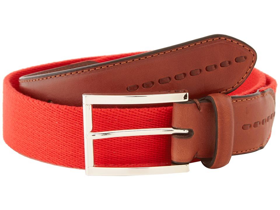 Trafalgar - Freemont (Red) Men's Belts