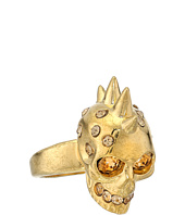 Alexander McQueen - Small Version Punk Skull Ring - Small